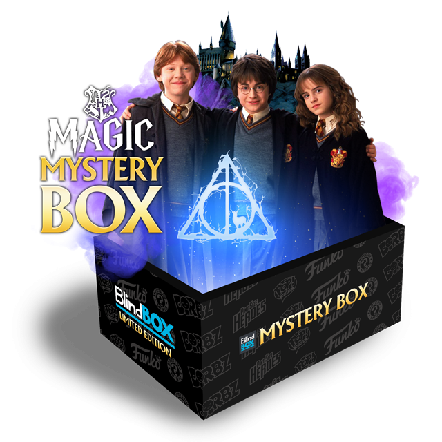 Blindbox Magic #5 Mystery Box