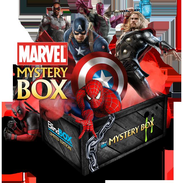 Blindbox Marvel #10 Mystery Box
