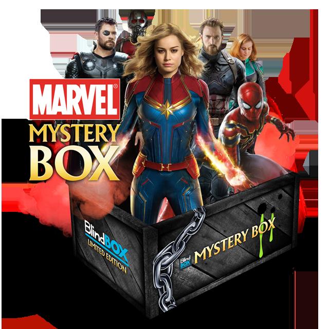 Blindbox Marvel #11 Mystery Box