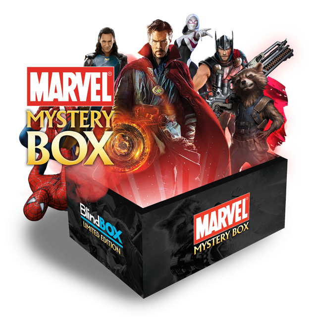 Blindbox Marvel #13 Mystery Box