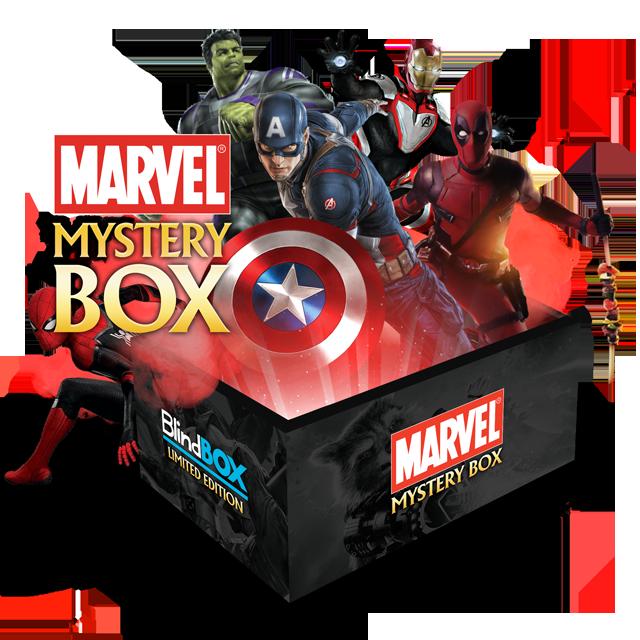 Blindbox Marvel #16 Mystery Box