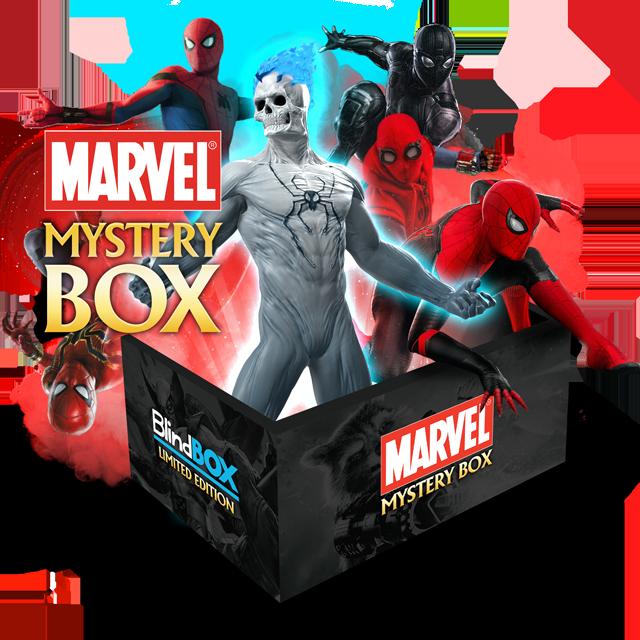 Blindbox Marvel #24 Spider-Man Mystery Box