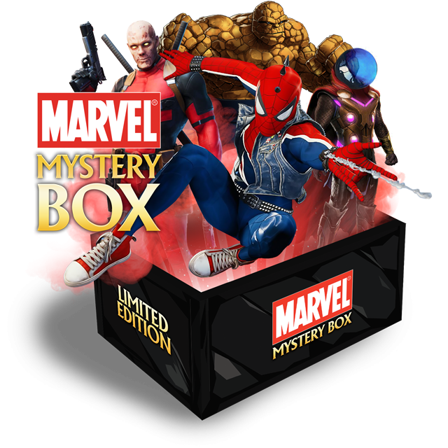 Blindbox Marvel #28 Mystery Box