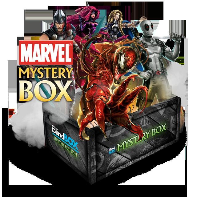 Blindbox Marvel #7 Mystery Box