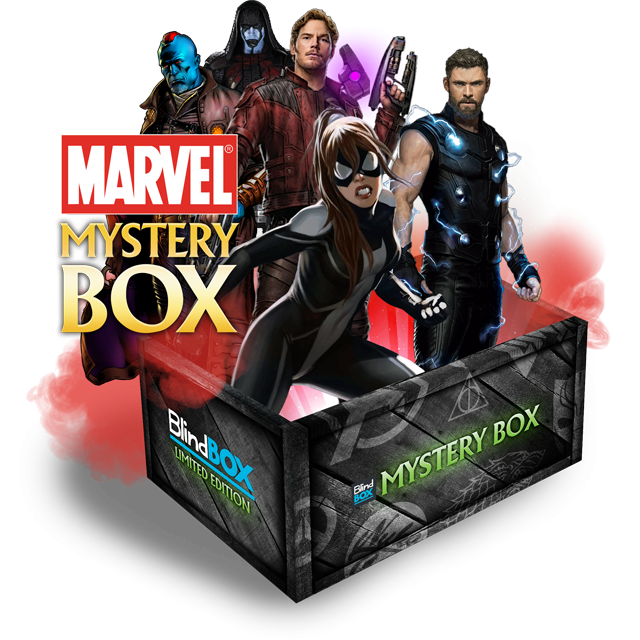 Blindbox Marvel #8 Mystery Box