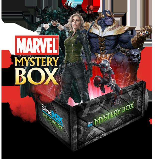 Blindbox Marvel #9 Mystery Box