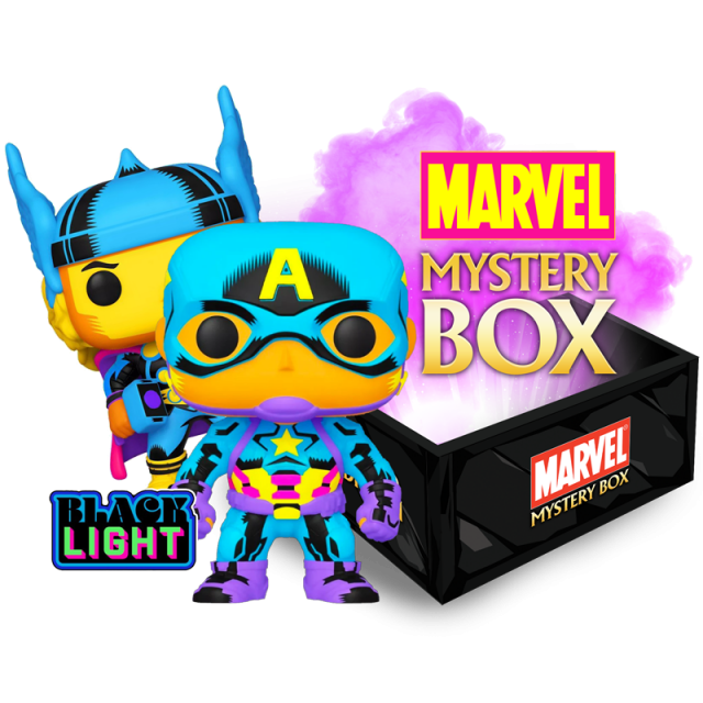 Blindbox Marvel Blacklight #1 Mystery Box