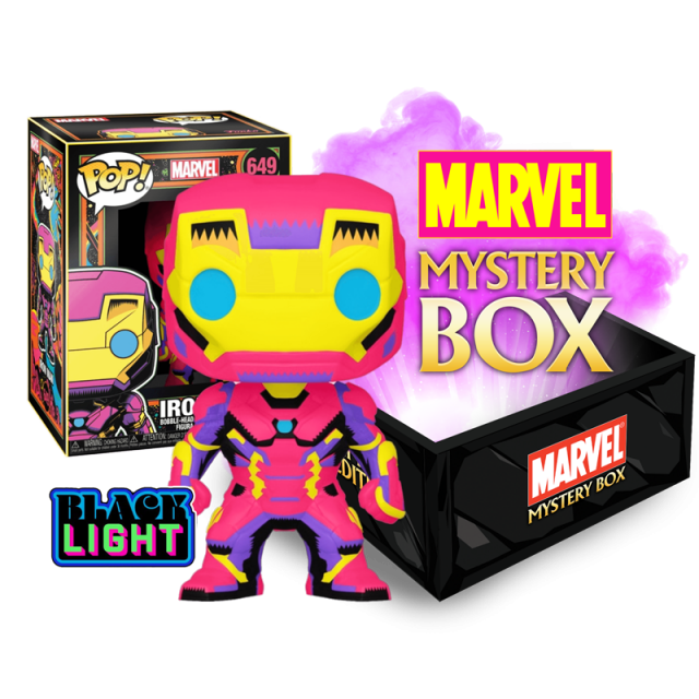 Blindbox Marvel Blacklight #2 Mystery Box