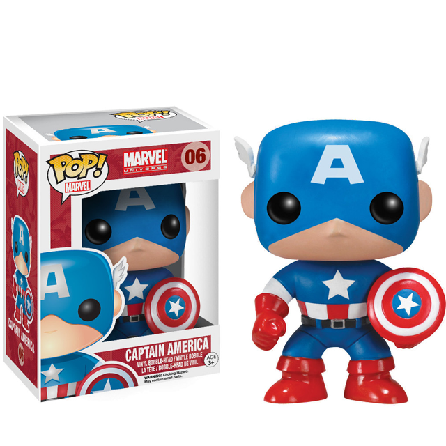Figurka Funko POP! Captain America
