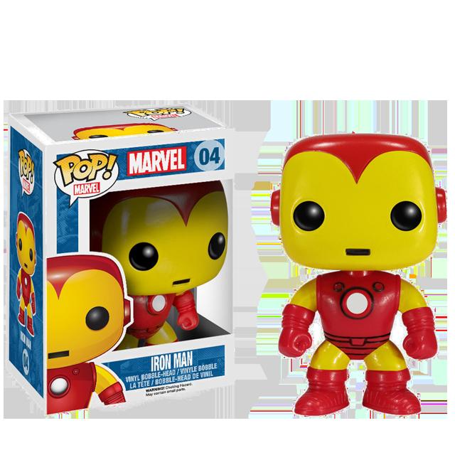 Figurka Funko POP! Iron Man