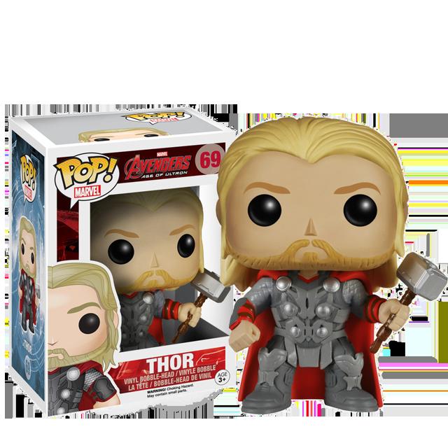 Figurka Funko POP! Thor - Avengers