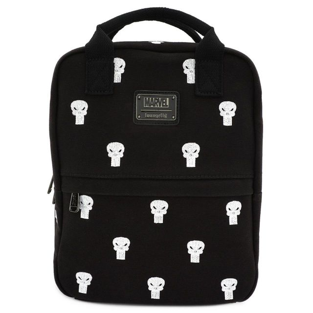 Loungefly Marvel Punisher Canvas Batoh