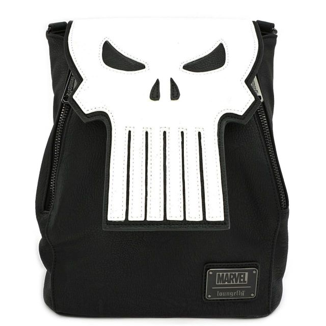 Loungefly Marvel Punisher Skull Batoh