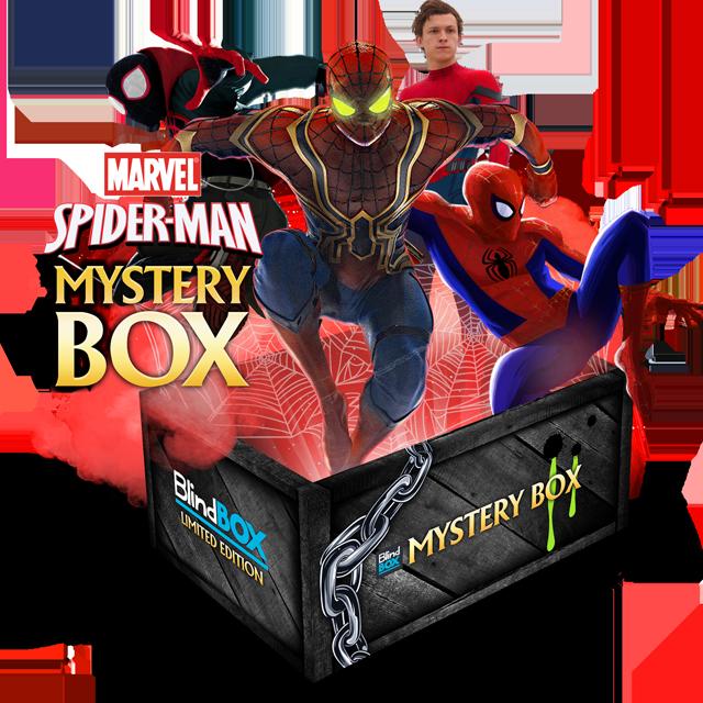 Blindbox Marvel: Spider-Man Mystery Box
