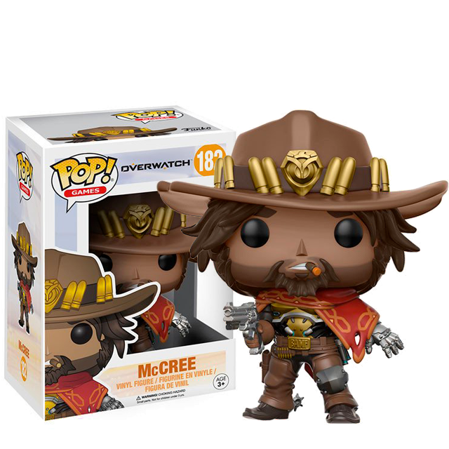 Figurka Funko POP! McCree - Overwatch