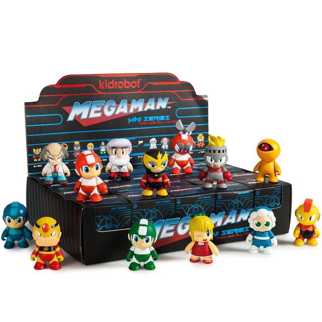 Mega Man - Blindbox