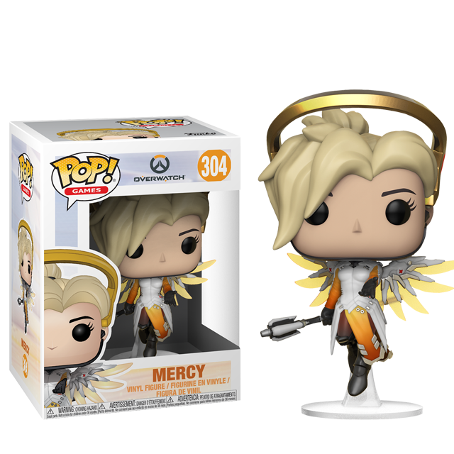 Figurka Funko POP! Mercy - Overwatch