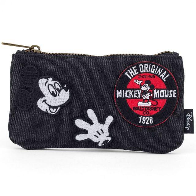 Loungefly Mickey Black Pouzdro