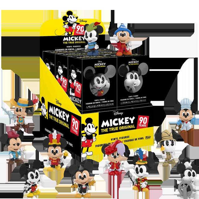 Figurky Mystery Minis Mickey Mouse - Blindbox