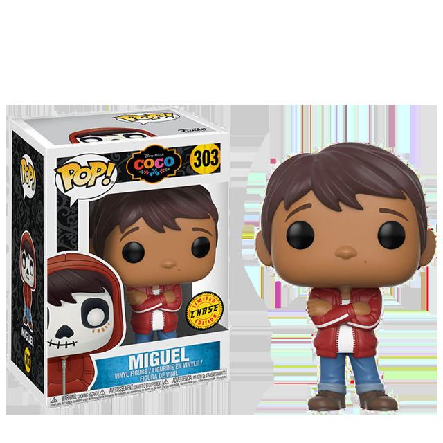 Figurka Funko POP! Miguel - Coco CHASE