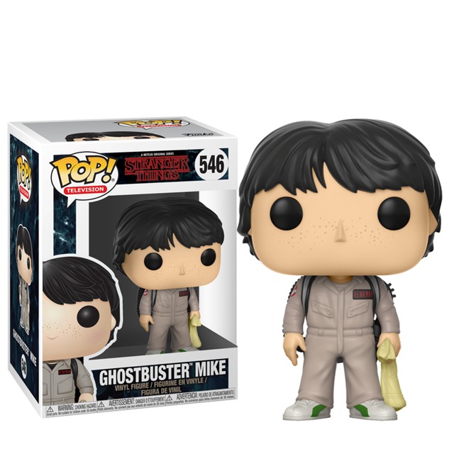 Figurka Funko POP! Mike Ghostbuster
