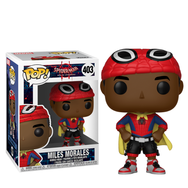 Figurka Funko POP! Miles Morales - Into the Spider-Verse