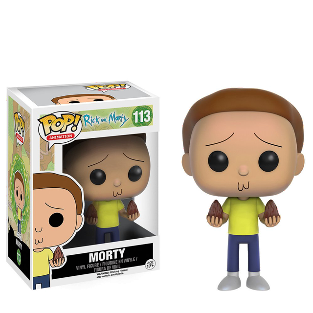 Figurka Funko POP! Morty