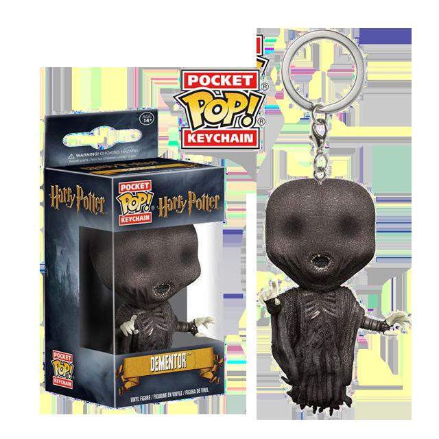 Pocket POP! Mozkomor - přívěsek na klíče