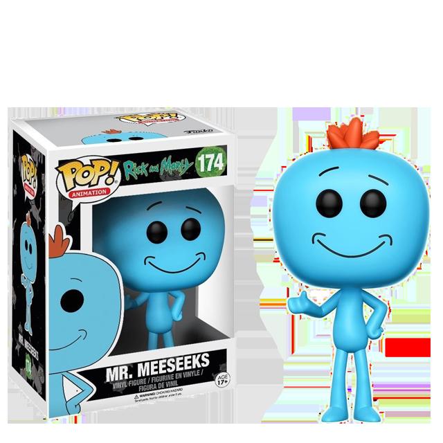 Figurka Funko POP! Mr. Meeseeks