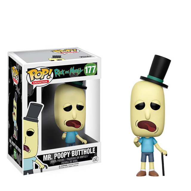 Figurka Funko POP! Mr. Poopy Butthole