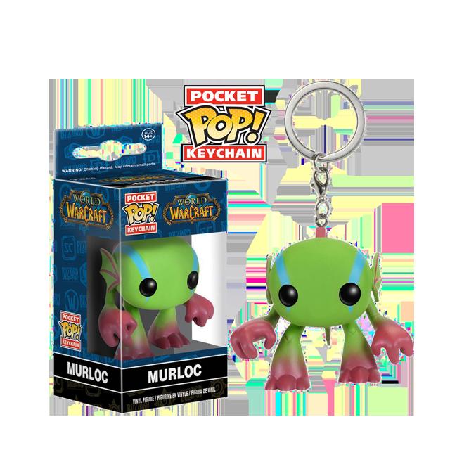 Pocket POP! Murloc - přívěsek na klíče