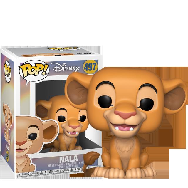 Figurka Funko POP! Nala - Lví král
