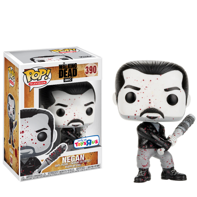 Figurka Funko POP! Negan - Black & White