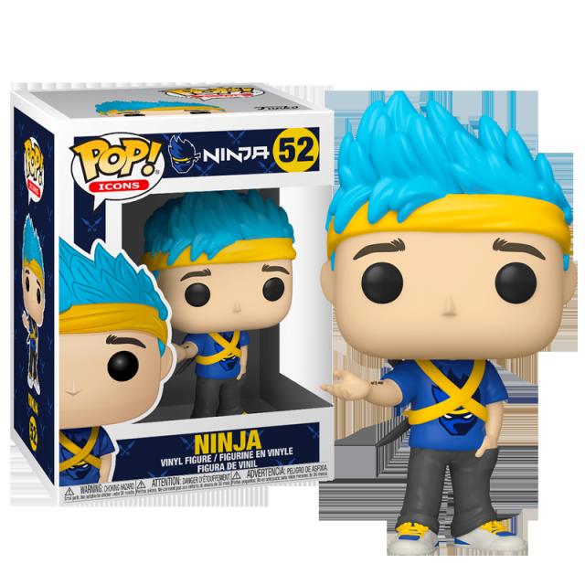 Figurka Funko POP Ninja