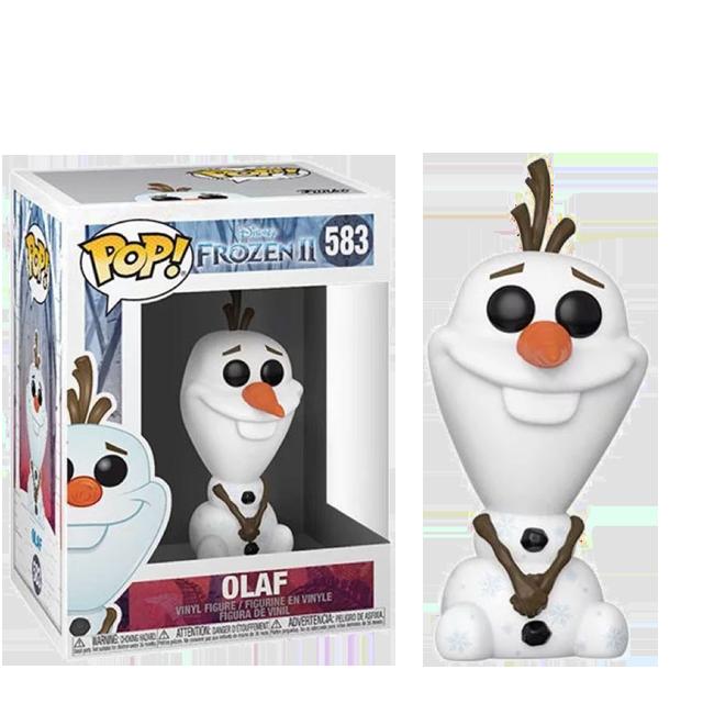 Figurka Funko POP Olaf - Ledové Království