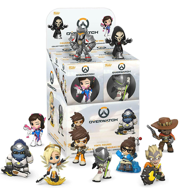 Mystery Minis Overwatch - Blindbox