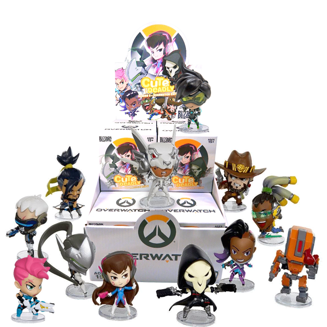 Cute but Deadly Overwatch Cute but Deadly S3 - Blindbox