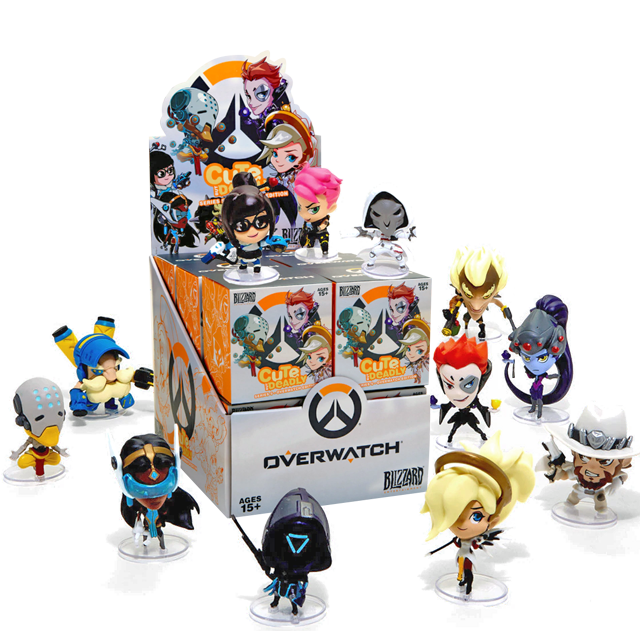 Cute but Deadly Overwatch Cute but Deadly S5 - Blindbox