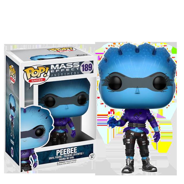 Figurka Funko POP! Peebee - Mass Effect