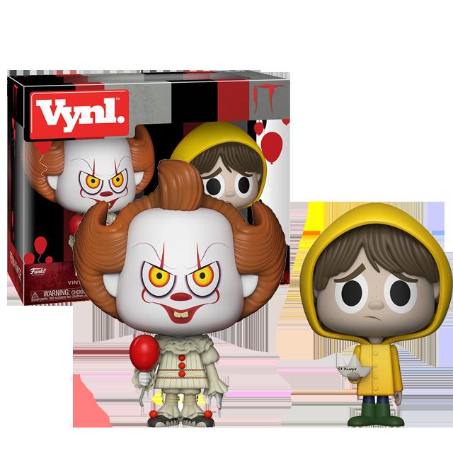 Vynl Pennywise a Georgie 2-pack Vynl