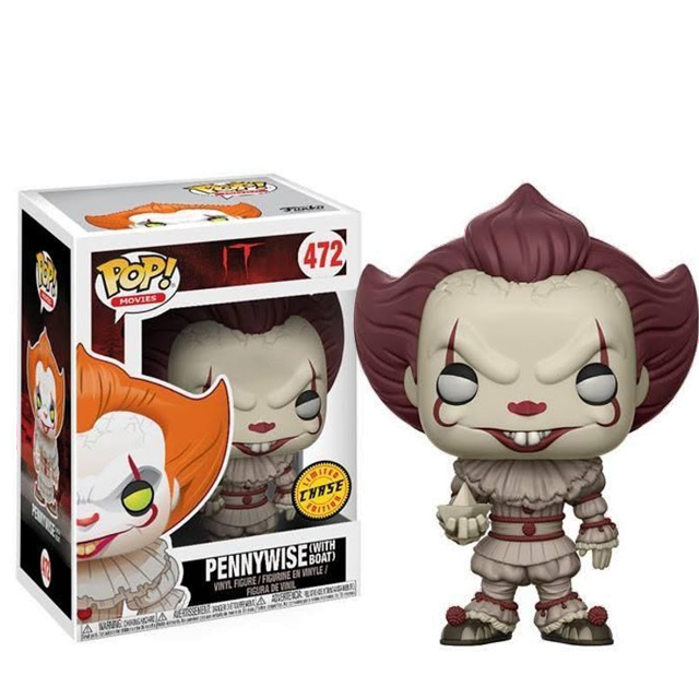 Figurka Funko POP Pennywise CHASE