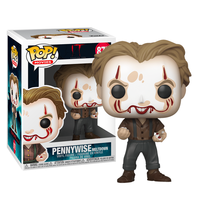 Funko POP Pennywise Meltdown - IT 2