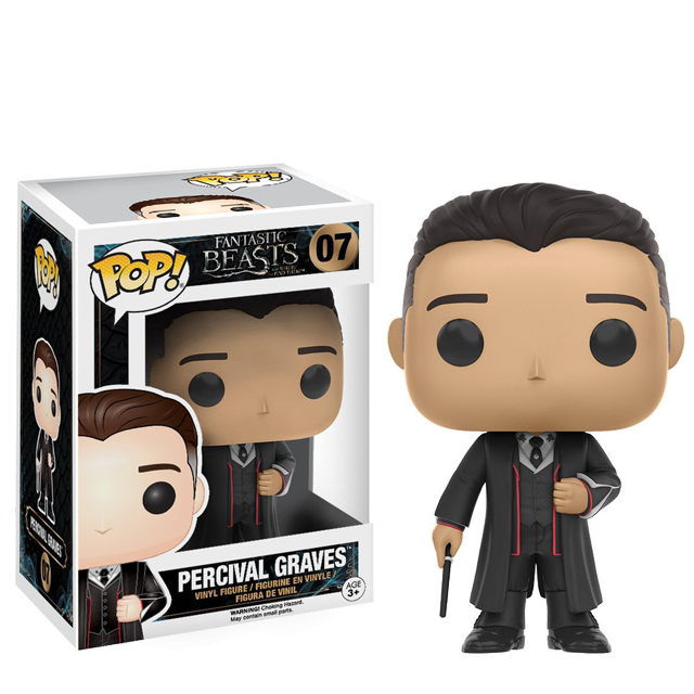Funko POP Percival Graves