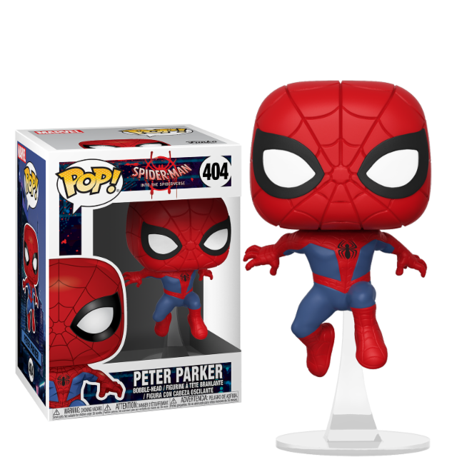 Figurka Funko POP! Peter Parker - Into the Spider-Verse