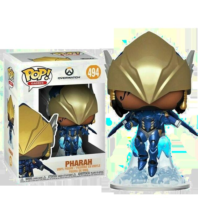 Figurka Funko POP! Pharah Victory - Overwatch