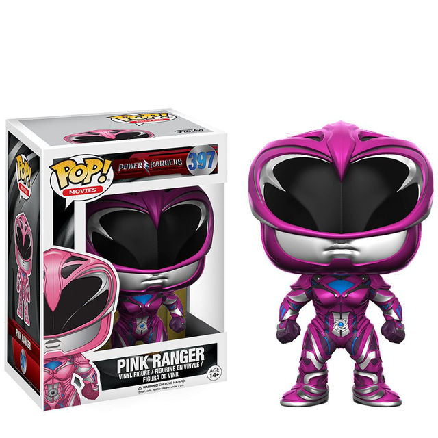 Figurka Funko POP! Pink Ranger - Power Rangers