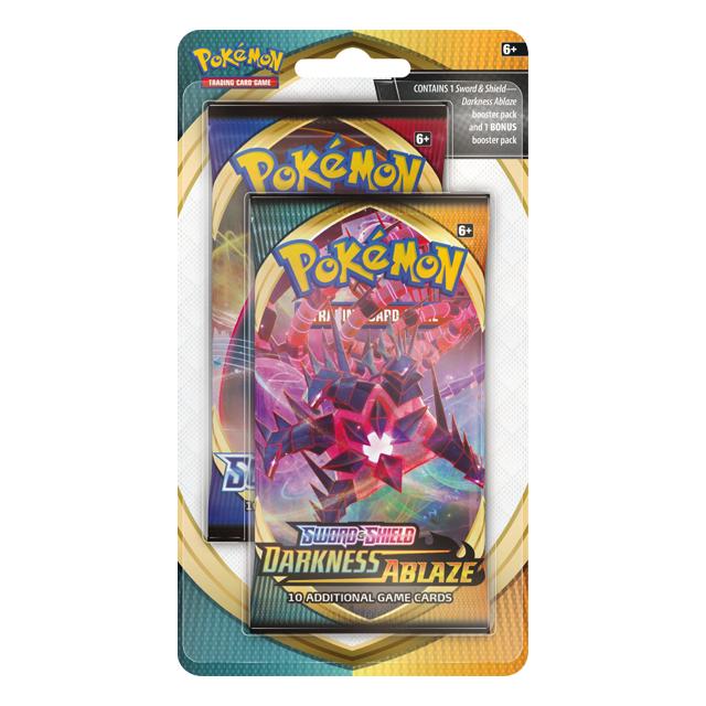 Pokémon Pokémon: Darkness Ablaze 2x Booster Pack