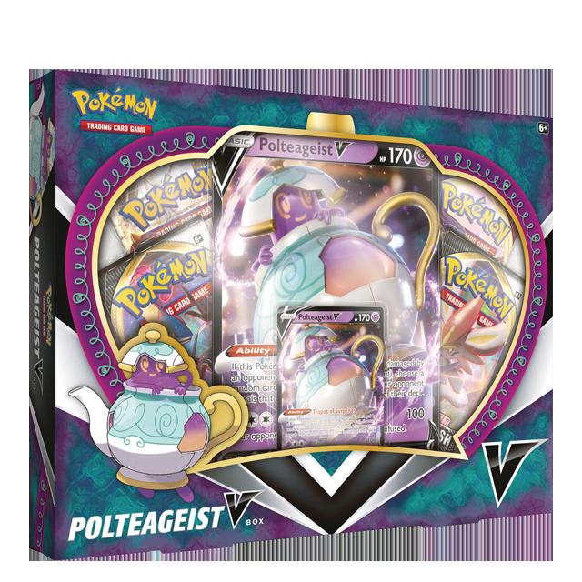 Pokémon Pokémon: Polteageist V Box