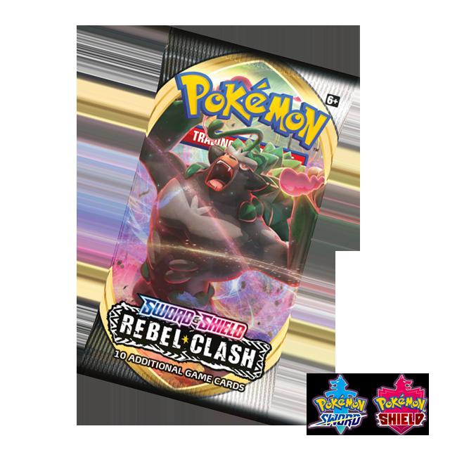 Pokémon Pokémon: Rebel Clash Booster