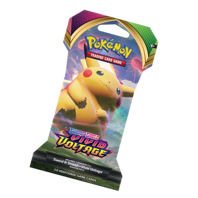 Pokémon: Vivid Voltage Booster (Blister)